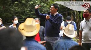 Salomón Jara visita sierra mazateca3