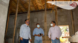 reconstrucción de biblioteca Juchitán2