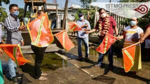 reconstruimos drenaje colapsado1