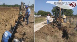 Acceso al agua potable en Chicapa1