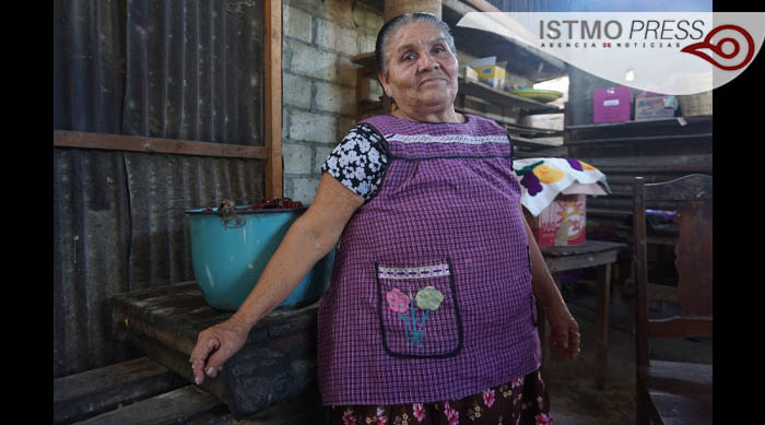 Griselda Jiménez cocinera zapoteca