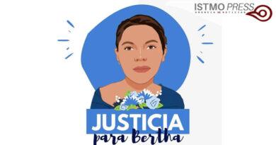 Justicia para Bertha1
