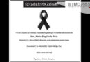 """Regalado & Galindo / """"Se une a la pena que embarga a la familia Regalado por el sensible fallecimiento de la Sra. Anita Regalado Ruiz"""