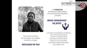Irene Hernández de Jesús1