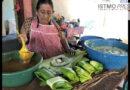 Comer tamal de iguana, una tradición zapoteca en Semana Santa