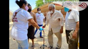 Vacunación Juchitán