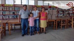 el niño ikoots que donó 50 mil libros1