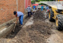 Desazolva Ayuntamiento desfogues naturales de aguas pluviales, en la ciudad: Dirección de Obras Públicas