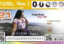La soprano María Reyna, es la imagen de la cultura ayuujk en los billetes de lotería