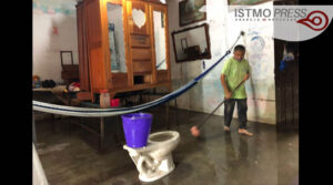 inundación en Juchitán