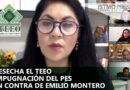 Desecha el TEEO impugnación del PES en contra de Emilio Montero