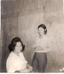 Alicia abuela_Alicia madre
