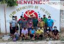Impulsan el voleibol desde las calles para mejorar las relaciones en pandemia