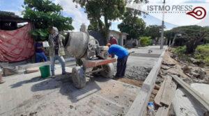 Obra pavimentación Juchitán5