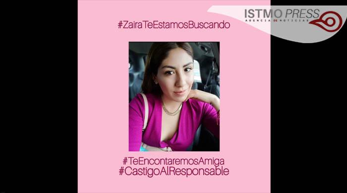 """""""Salió a cancelar un pedido de hamburguesas y nunca regresó""""; Zayra Leticia lleva un año desaparecida en Oaxaca"""