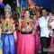 Tradicional calenda en Tehuantepec anuncia la vela sandunga 2017