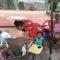 Después de la furia del temblor, llegó el susto, familias toman las calles para vivir