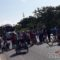 Damnificados bloquean por no recibir apoyo de empleo temporal