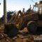 Sin descansogobierno Ixtepecanoen la remoción de escombros