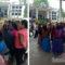 Damnificados retienen a personal de Sedatu para obligarlos a censar sus viviendas