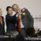 "Peña Nieto se toma selfie con celular que dice ""AMLOVE"""