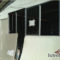 Vientos fuertes derriban paredes y puertas de aulas provisionales en San Dionisio del Mar
