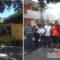 Incumplen empresas constructoras con reconstrucción de escuela en Juchitán