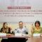 Da Pável Meléndez seguimiento a reconstrucción de Oaxaca y del Istmo