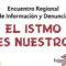 """ONGs convocan a encuentro regional de información y denuncias """"EL ISTMO ES NUESTRO"""""""