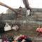 Fuertes lluvias con viento provocan daños en colonias de Juchitán