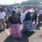 Marchan para exigir la reconstrucción de Juchitán