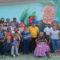 Reviven murales para conservar identidad del pueblo zapoteca de Unión Hidalgo