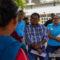 Cierra organización política edificio del Ayuntamiento juchiteco, exige obras para sus colonias