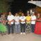 Entrega Emilio Montero reconstrucción de drenaje en calle Reforma