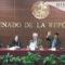 Elección de la ministra Ríos-Farjat, decisión clave para consolidar una reforma profunda del Poder Judicial: Salomón Jara