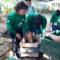 """""""Los Salvadores"""" brigada juvenil que defiende el medio ambiente en Juchitán"""