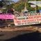 Inconformes con elección municipal bloquean carretera costera en Oaxaca