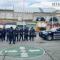 Entrega Ayuntamiento de San Blas Atempa patrulla nueva a policías municipales