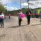Se ejercen 40 millones pesos en la carretera Boca del Monte - Colonia Cuauhtémoc: Rosalinda Domínguez