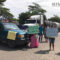 Padres de familia bloquean carretera panamericana para exigir reconstrucción de aulas