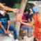 Jóvenescumplen un mes de llevar comida a familias juchitecas para enfrentar la pandemia