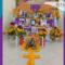 Dedican altar de muertos a trabajadores del Hospital de Juchitán fallecidos por Covid-19