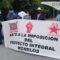 Toman oficinas de CFE en Oaxaca en solidaridad con defensores de Morelos