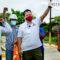 Con obras y acciones, en Playa Vicente tenemos el respaldo total del presidente Emilio Montero: agente municipal