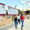 Obras de pavimentación en La Ventosa, inaugura Ayuntamiento juchiteco