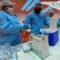 Sin contratiempo y en orden, inicia primer día de vacunación en Juchitán